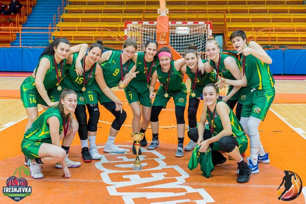 2017 champion U17 Tresnjevka