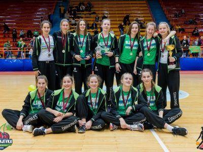 Ilirija champ 2017 U15