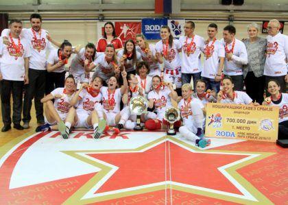 zvezda prvak srbije 2017