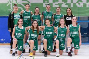 U15 Ilirija 2017-18